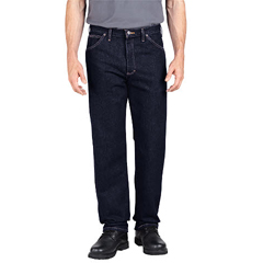 DKICR393-RNB-31-UL - DickiesMens Relaxed-Fit Jeans