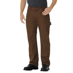DKIDU250-RTB-44-30 - DickiesMens Relaxed-Fit Straight Carpenter Jeans