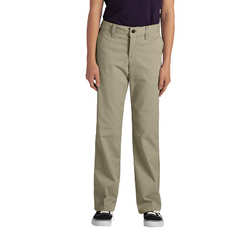 DKIKP0018-DS-105 - DickiesGirls Stretch Plus-Size Pants