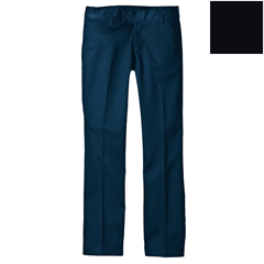 DKIKP5519-BK-7 - DickiesGirls Slim-Fit Pants
