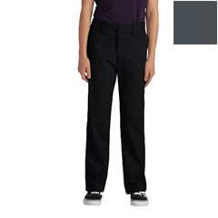 DKIKP7718-CH-7 - DickiesJuniors Stretch Straight-Leg Pants