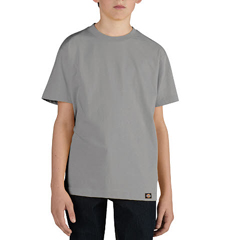 DKIKS400-HG-XL - DickiesBoys Short Sleeve Performance Tee Shirts