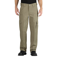 DKILP702DS-34-30 - DickiesMens Tactical Relaxed Fit Straight Leg Canvas Pants
