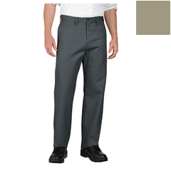 DKILP812-DS-32-32 - DickiesMens Industrial Flat-Front Pant