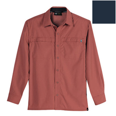 DKISL302-DN-XL - DickiesMens Long Sleeve Cooling Shirts