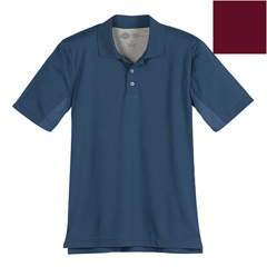 DKISS503-GI-L - DickiesMens Cooling Polo Shirts