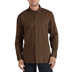 DKIWL624-RTB-L - DickiesMens Long Sleeve Cotton Twill Work Shirts