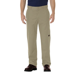 DKIWP882-DS-38-34 - DickiesMens Regular-Fit Straight Double-Knee Pants