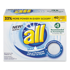 DRKCB456816 - All® Concentrated Powder Detergent