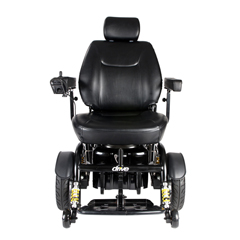 DRV2850HD-24 - Drive MedicalTrident HD Heavy Duty Power Chair