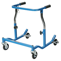 PE-1000-BL - Drive MedicalAnterior Rehab Safety Roller