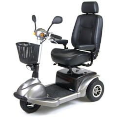 PROWLER3310MG22CS - Drive MedicalProwler 3-Wheel Mobility Scooter