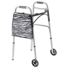 DRVRTL6078Z - Drive MedicalAgeWise Walker Rollator Side Caddy