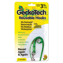 DUC282313 - Duck® GeckoTech™ Reusable Hooks