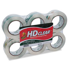 DUC299016 - Duck® Heavy-Duty Carton Packaging Tape