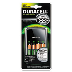 DURCEF15 - Duracell® ION SPEED™ 8000 Professional Charger