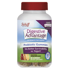 DVA18365 - Digestive Advantage® Probiotic Gummies
