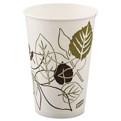 DXE16PPATHPK - Dixie® Pathways® Polycoated Paper Cold Cups