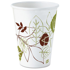 DXE2340PATHPK - Dixie® Pathways® Paper Hot Cups