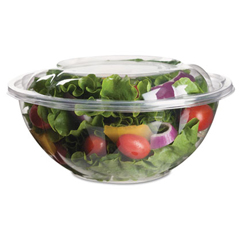 ECOEPSB24 - Eco-Products® Salad Bowls with Lids