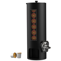 EMSCOMDPS01BLK - Mind Reader Coin Operated Coffee Pod Dispenser