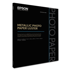 EPSS045598 - Epson® Professional Media Metallic Luster Photo Paper