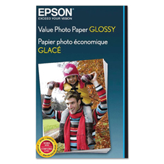EPSS400034 - Epson® Value Glossy Photo Paper