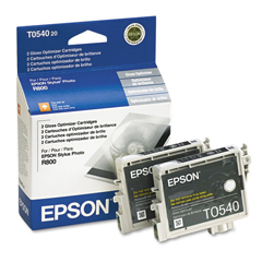 EPST054020 - Epson T054020 Ink, 400 Page-Yield, Clear