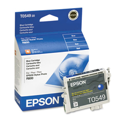 EPST054920 - Epson T054920 Ink, 400 Page-Yield, Blue