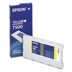 EPST500011 - Epson T500011 Ink, Yellow