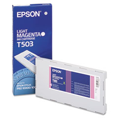 EPST503011 - Epson T503011 Ink, Light Magenta