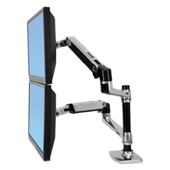 ERG45248026 - Ergotron® LX Dual Stacking Arm