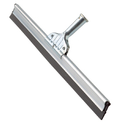 ETT55024EA - EttoreAluminum Straight Floor Squeegee 24 Inches Wide
