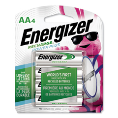 EVENH15BP4 - Energizer® e² NiMH Rechargeable Batteries