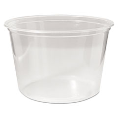 FABPK16SC - Microwavable Deli Containers