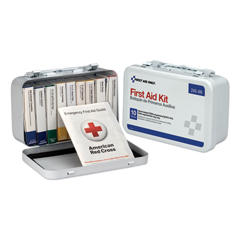 FAO240AN - First Aid Only™ ANSI-Compliant First Aid Kit with 10 Units