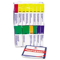 FAO740016 - First Aid Only™ ANSI Compliant First Aid Kit Refill for 16 Unit First Aid Kit