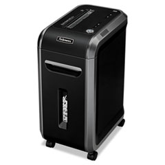 FEL4690001 - Fellowes® Powershred® 90S Heavy-Duty Strip-Cut Shredder