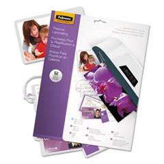 FEL5208401 - Fellowes® Laminating Pouches