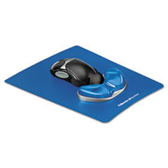 FEL9180601 - Fellowes® Gel Gliding Palm Support With Mouse Pad