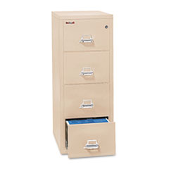 FIR42125CPA - FireKing® Four-Drawer Insulated Vertical File