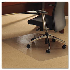 FLR1115227ER - Floortex ClearTex® Ultimat Chair Mat for Plush Pile Carpets
