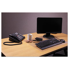 FLRFPDE1924RA - Floortex™ Desktex Polycarbonate Anti-Slip Desk Mat