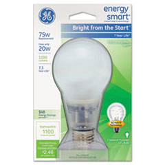 GEL63504 - GE Energy Smart® Compact Fluorescent Light Bulb