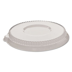 GNPLW932 - Lids for Foam and Laminated Service Bowls