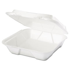 GNPSN200 - Foam Hinged Carryout Containers