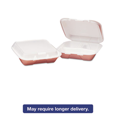 GNPSN223 - Genpak® Snap It™ Hinged-Lid Foam Food Container
