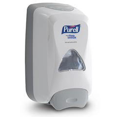 GOJ5120-06 - PURELL® FMX-12™ Dispenser - Dove Gray