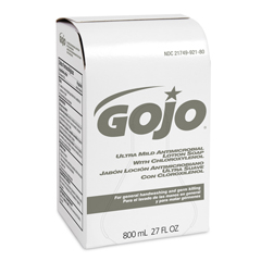 GOJ9112-12 - GOJO® Ultra Mild Antimicrobial Lotion Soap with Chloroxylenol
