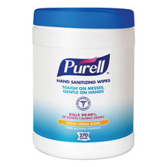 GOJ911306EA - PURELL® Hand Sanitizing Wipes